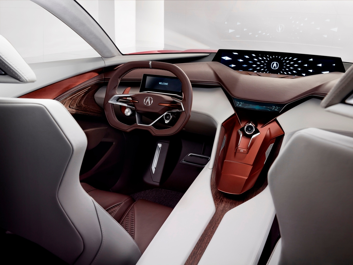 Acura Dealer Mn Bloomington Acura The Acura Precision Concept