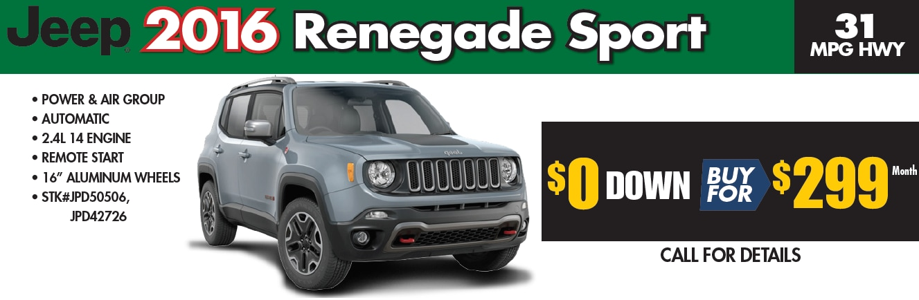 New Chrysler Dodge Jeep Ram And Used Car Dealer Serving