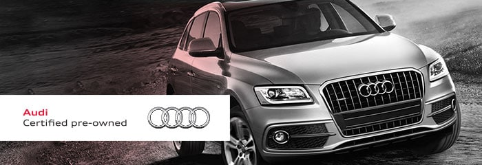 Audi Certified Pre-Owned Overview | Louisville, KY