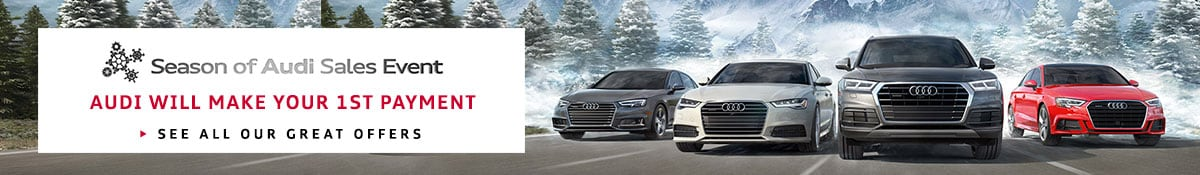 Season of Audi Offers