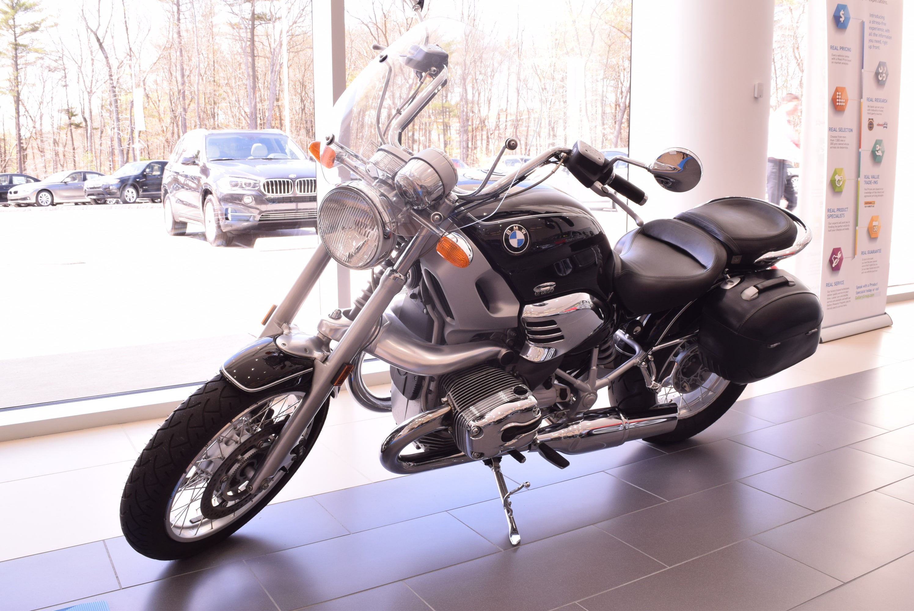 2004 BMW  R1200C Motorcycle