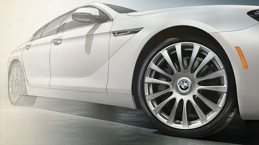 BMW 6 Series Brochures