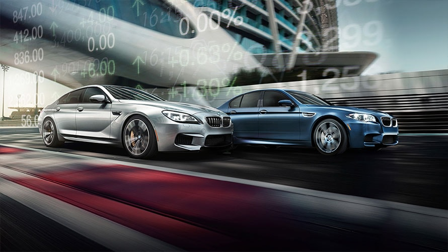 BMW M5 and M6 Brochures