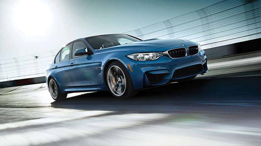 BMW M3 and M4 Brochures