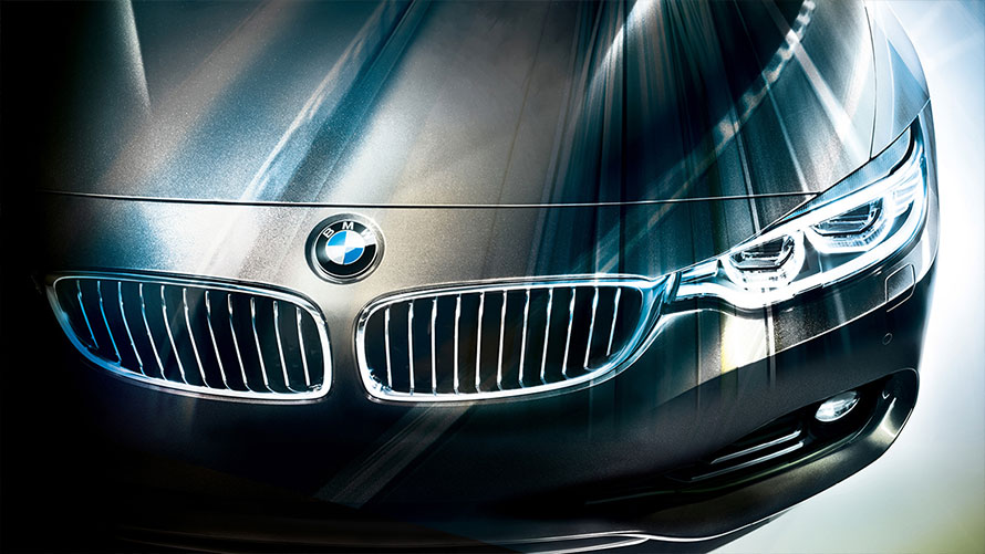 BMW 4 Series Brochures