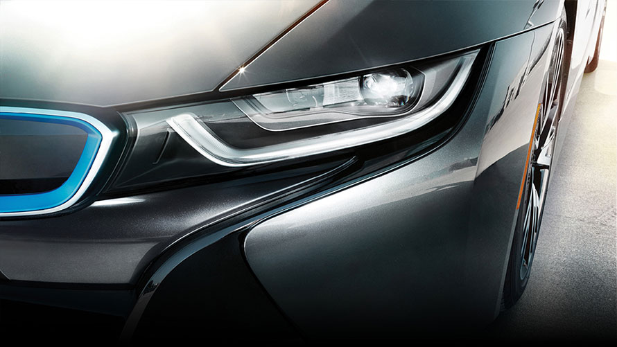 BMW i8 Brochures