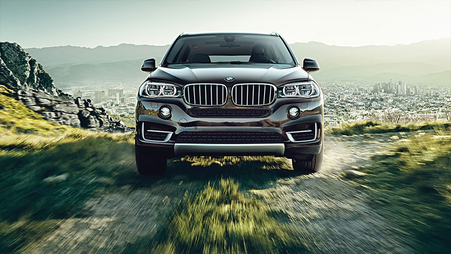 BMW X5 and X6 Brochures