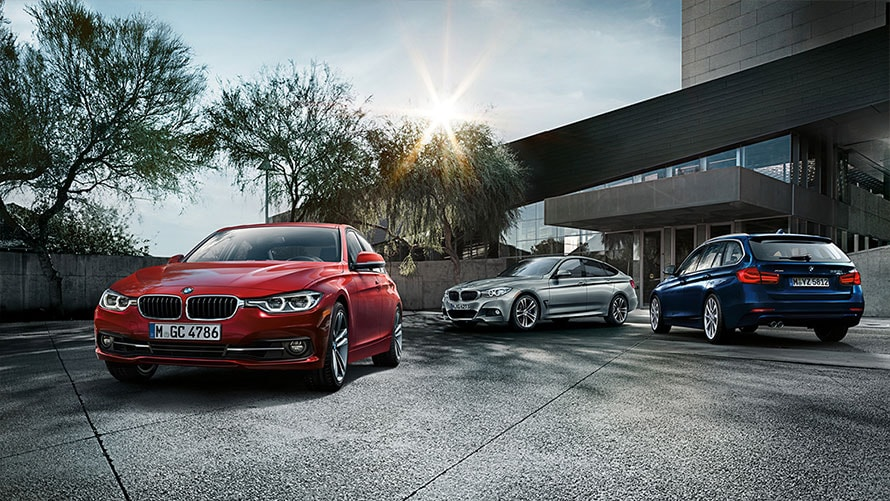 BMW 3 Series Brochures