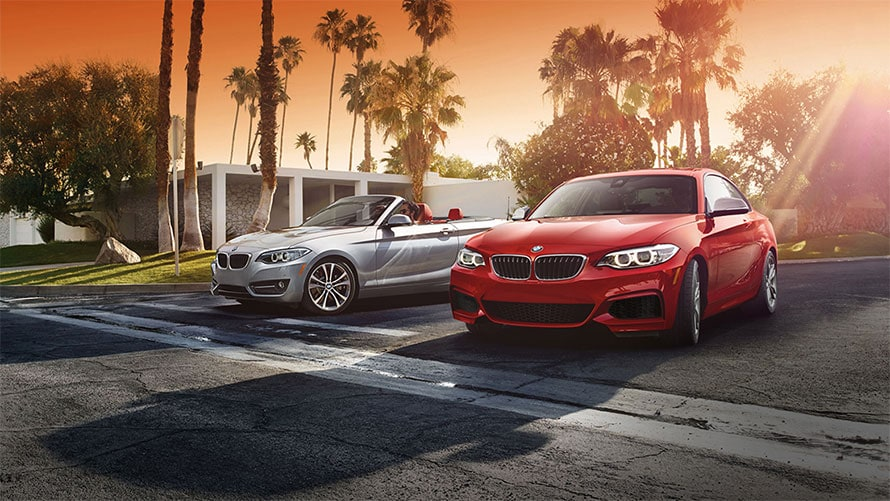 BMW 2 Series Brochures