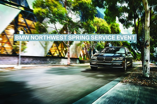BMW SPRING SERVICE EVENT 2017