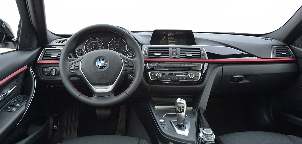 pre owned 2015 bmw 3 series for sale in dallas at bmw of dallas. Black Bedroom Furniture Sets. Home Design Ideas