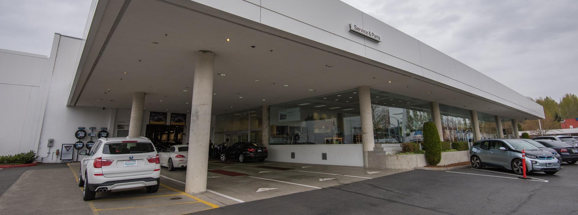 BMW Service Center Bellevue WA  BMW of Bellevue