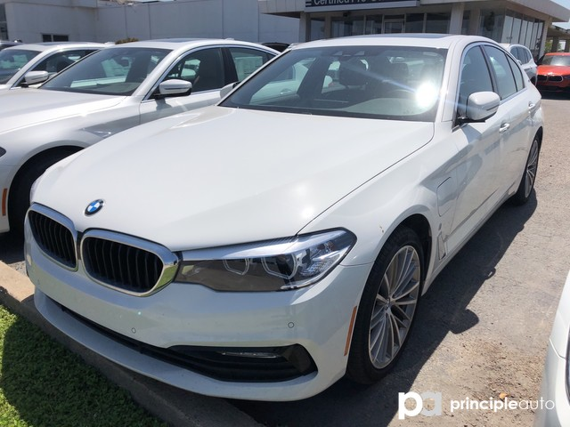 Pre-Owned 2018 BMW 530e iPerformance