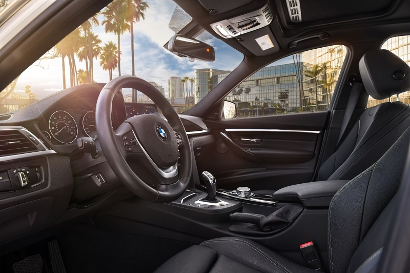 BMW 3 Series Seating Comfort And Passenger Room
