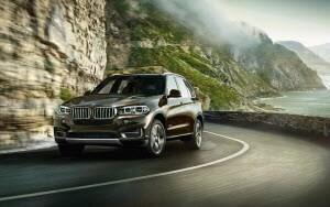 2016 BMW X5 Technology