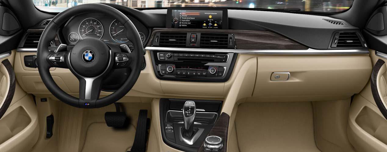 2016 BMW 4 Series Interior