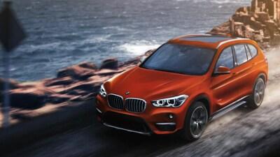 2018 BMW X1 exterior