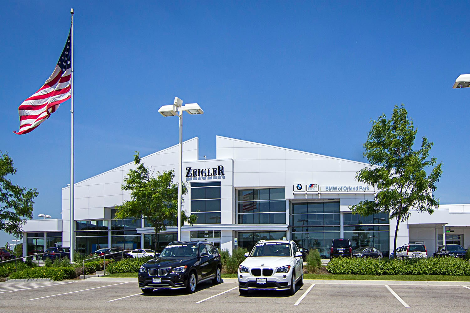 Bmw Of Orland Park New Bmw Dealership In Orland Park Il