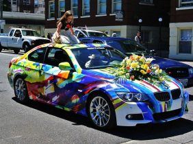 Courtesy of BMW Portland