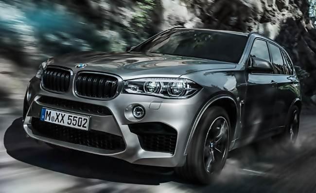 2017 BMW X5 | BMW X5 Luxury SUV Crossover