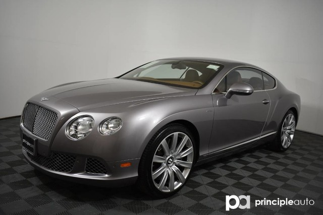 Pre-Owned 2013 Bentley Continental GT