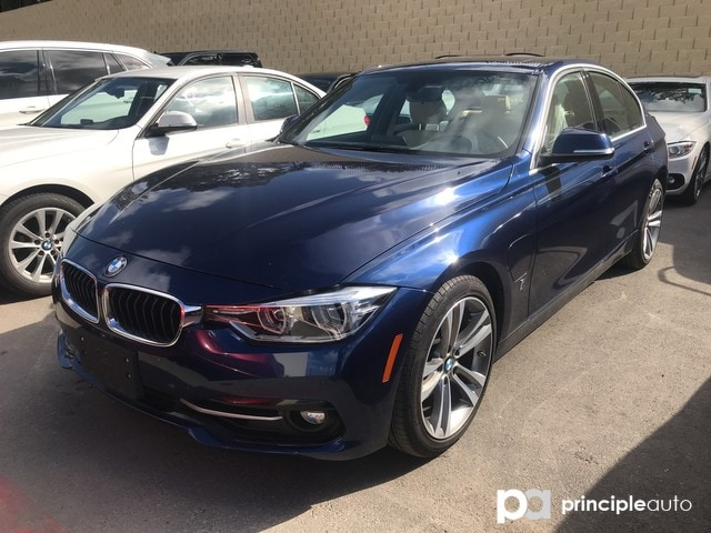 Certified Pre-Owned 2017 BMW 330e 330e iPerformance w/ Premium/Driving Assist