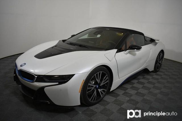 New 2019 BMW i8 Roadster