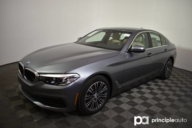 Pre-Owned 2019 BMW 530i 530i