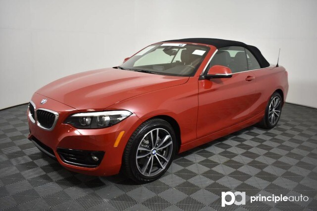 Certified Pre-Owned 2019 BMW 230i Convertible 230i w/ Convenience/Premium