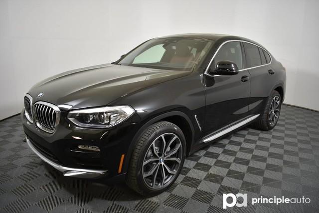 New 2019 BMW X4 xDrive30i
