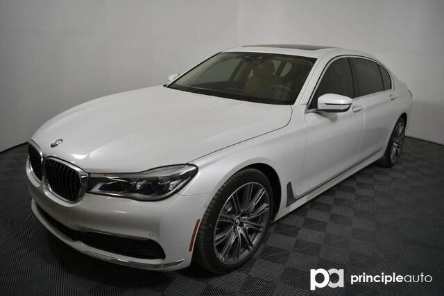 New 2019 BMW 750i 750i