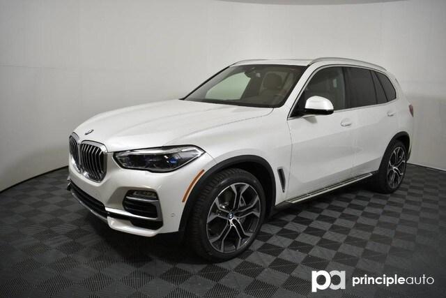 New 2019 BMW X5 xDrive50i