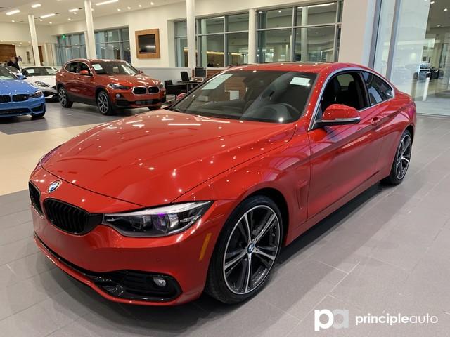 New 2019 BMW 430i Coupe 430i