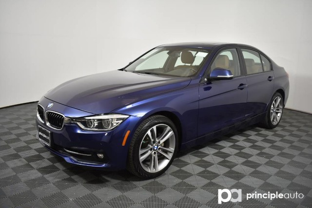 Certified Pre-Owned 2016 BMW 328i 328i w/ Premium/Driving Assist/Navigation