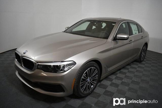 New 2019 BMW 530i 530i