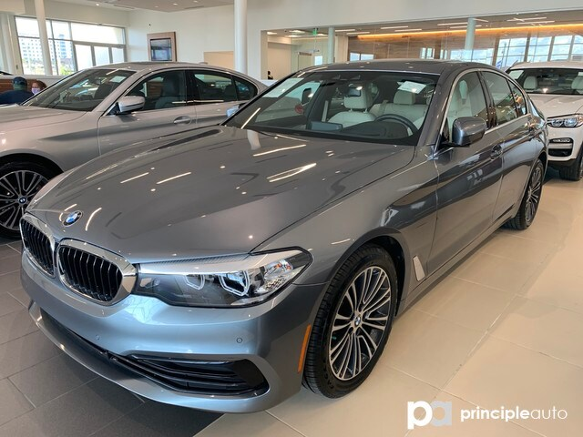 Pre-Owned 2019 BMW 530i 530i
