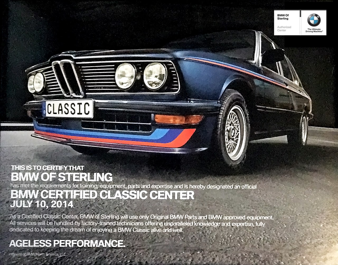 BMW of Sterling  New BMW dealership in Sterling VA 20166