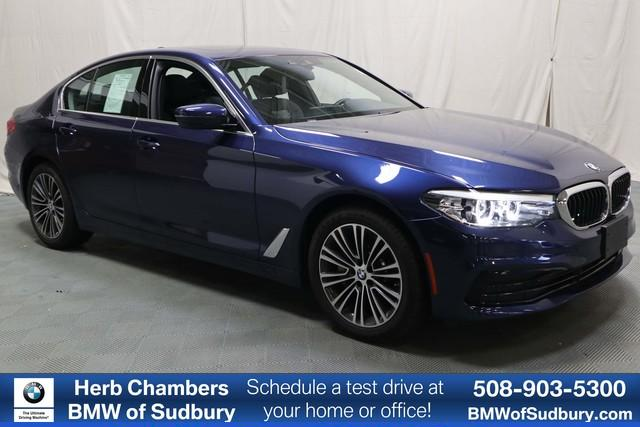 Pre-Owned 2019 BMW 530i xDrive AWD
