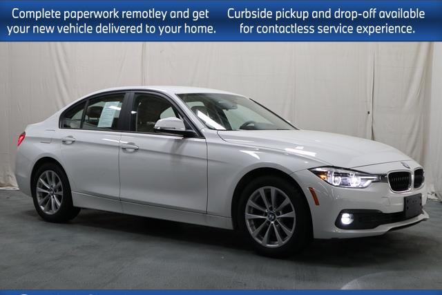 Pre-Owned 2018 BMW 320i xDrive