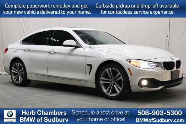 Pre-Owned 2017 BMW 430i xDrive