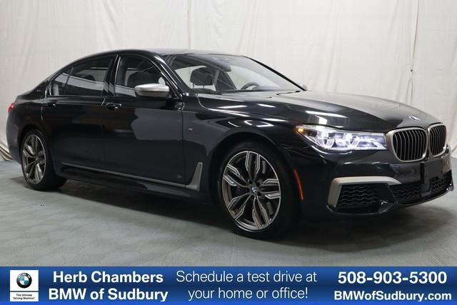 Pre-Owned 2019 BMW M760i xDrive AWD