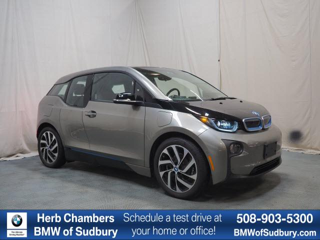 Pre-Owned 2017 BMW i3 with Range Extender