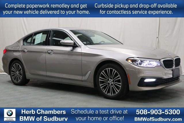 Pre-Owned 2018 BMW 530i xDrive