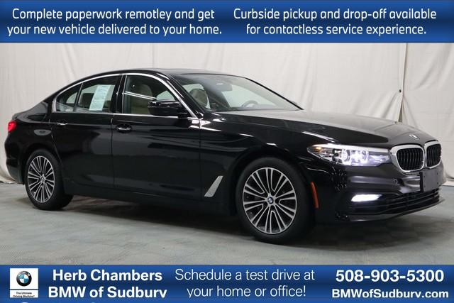 Pre-Owned 2017 BMW 530i xDrive