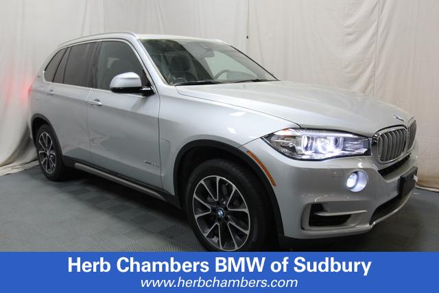 Pre-Owned 2017 BMW X5 xDrive40e iPerformance AWD