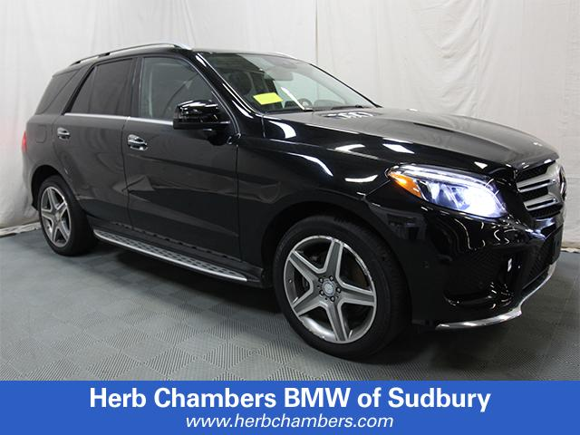 Pre-Owned 2016 Mercedes-Benz GLE 400