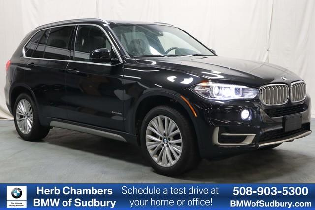 Pre-Owned 2017 BMW X5 xDrive35i AWD