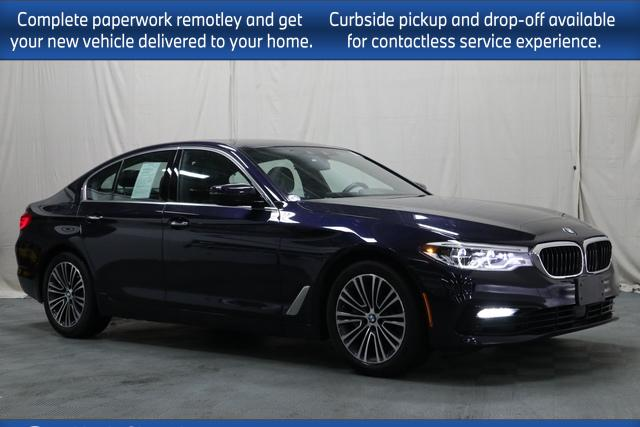 Pre-Owned 2017 BMW 540i xDrive