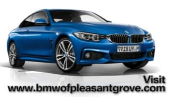 BMW of Utah for BMW of Murray and BMW Pleasant Grove is your BMW