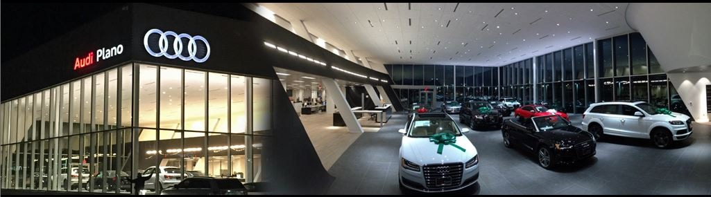 Audi Plano Dealership